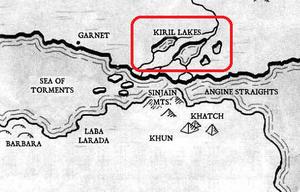Kiril Lakes