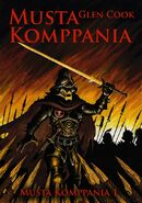 The Black Company (Vaskikirjat 2015) Cover
