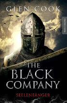 The Black Company (Mantikore-Verlag 2015) Cover