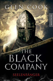 The Black Company (Mantikore-Verlag 2015) Cover