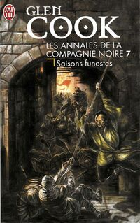 Bleak Seasons (J'ai Lu 2008) Cover
