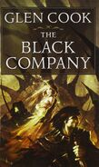 The Black Company 2007 Tor front