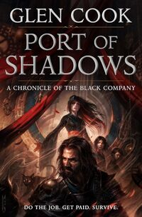 Port of Shadows Cover
