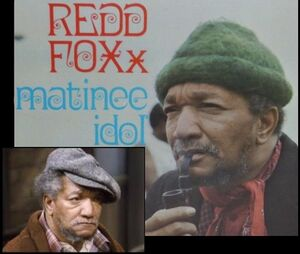 Redd Foxx One-Eye