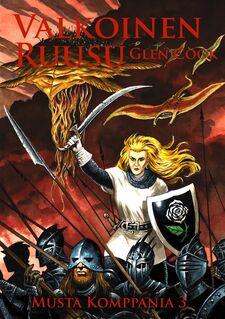 The White Rose (Vaskikirjat 2017) Cover