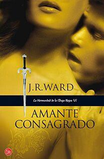 Lover Enshrined Spanish Cover 1st printing