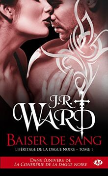 Blood Kiss French cover