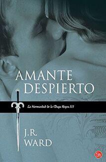 Lover Awakened Spanish cover 1st printing