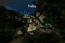 Shiel on Velia map