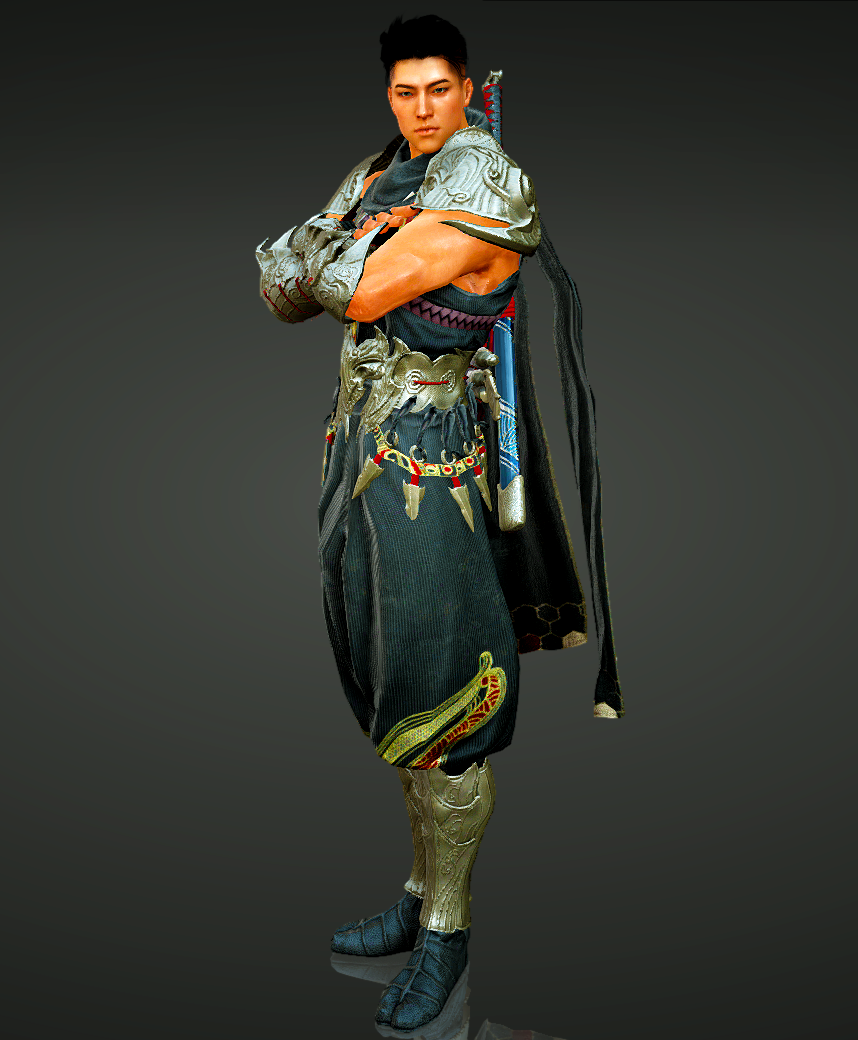 Ninja - Black Desert Wiki - FANDOM powered by Wikia