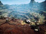 Abandoned Iron Mine