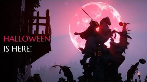 Black Desert Online - Halloween Holiday Event Trailer