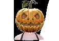 Event jack o lantern mask