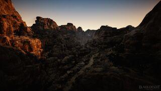 Kisleev Crag