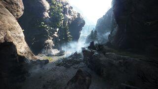 Khalk Canyon