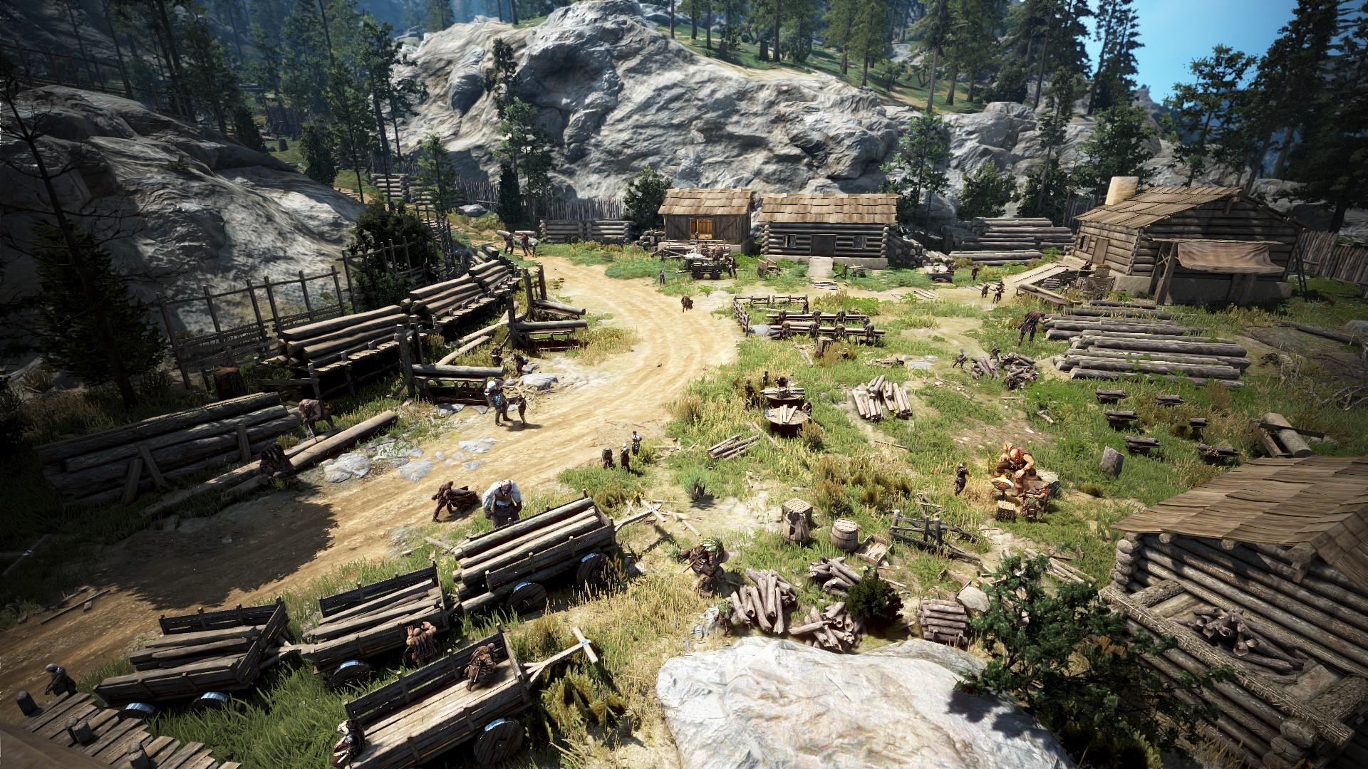 Dormann Lumber Camp   Black Desert Wiki   FANDOM powered by