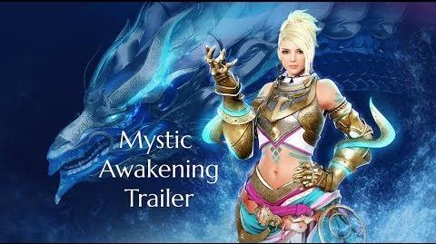 Black Desert Online Mystic Awakening Trailer