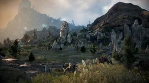 Drieghan scenery