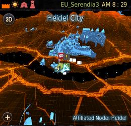 Minimap 3d