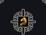 Golden Coelacanth