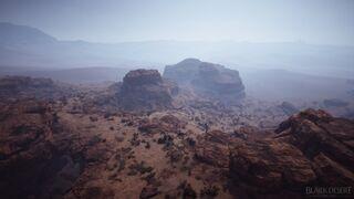Cantusa Desert