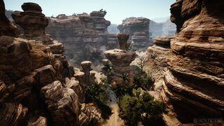 Yalt Canyon