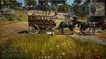 Vehicle noble wagon