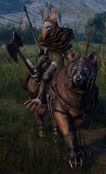 Strong Altar Imp Trainer