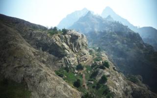 Valtarra Mountains