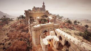 Valencia Castle