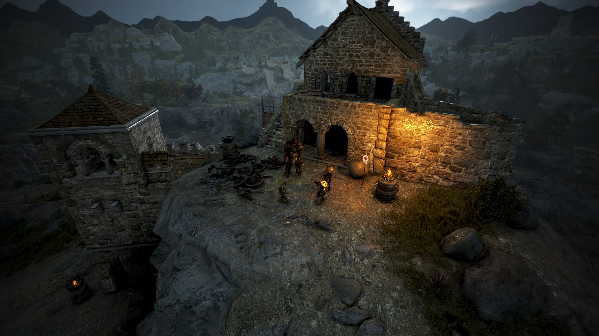 Oze's House | Black Desert Wiki | FANDOM powered by Wikia