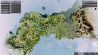 World Map   Black Desert Wiki   Fandom