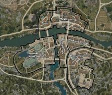 Calpheon City Districts