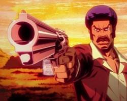 Black Dynamite Gun