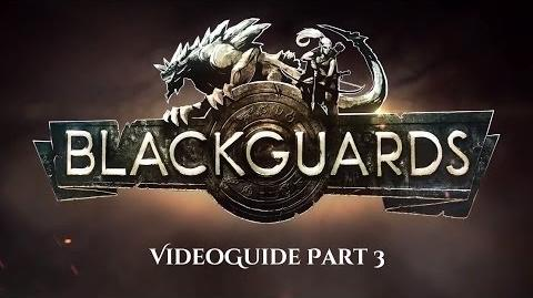 Blackguards - Video Guide 3 Combat system and equipment - English