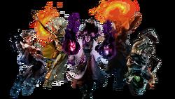 Blackguards group