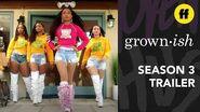 Grown-ish Season 3 Official Trailer Freeform