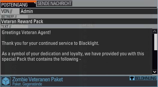 BLR Vet Pack Mail 2