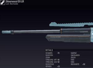 BLR Silverwood EX LR DE