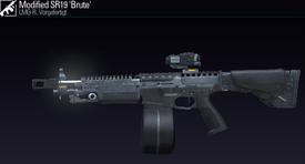 BLR DE Modified SR19 Brute