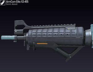 BLR ArmCom Elite X3-455 nostats