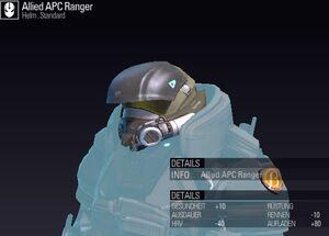 BLR DE Allied APC Ranger