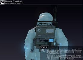BLR DE Firewall Breach Kit
