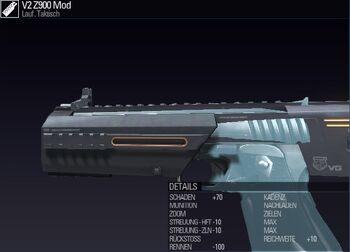 BLR DE V2 Z900 Mod