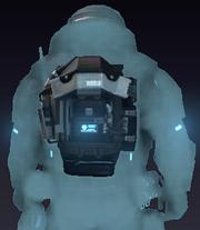 BLR Hardsuit Battle Mode