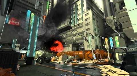 Geheimbericht Containment - Die neue Map