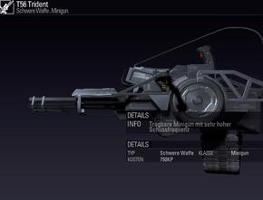 BLR DE T56 Trident
