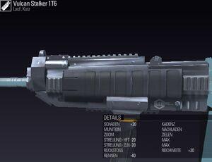 BLR DE Vulcan Stalker 1T6