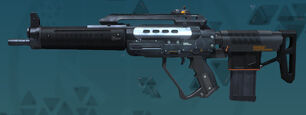 Burst Fire Rifle