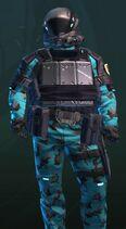 Quiet Sand Blue-Armor
